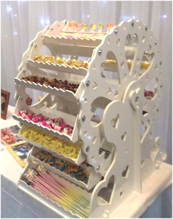 Candy Ferris Wheels